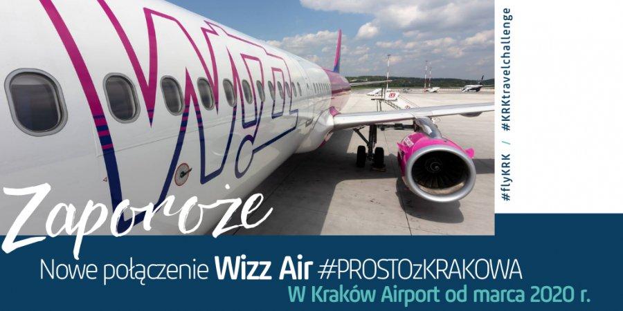 Polecimy z Krakowa do Zaporoża