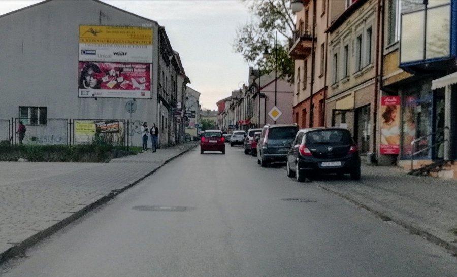 Gmina Chrzanów chce sprzątać drogę krajową