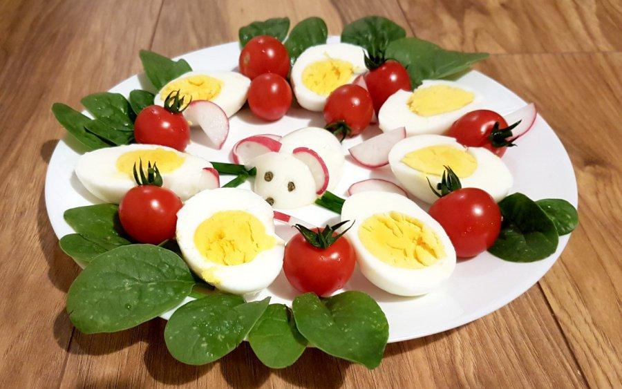 Dzieci lubią takie jajka