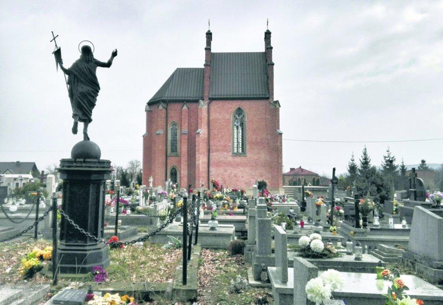 Zmienia się organizacja ruchu w drodze na cmentarz