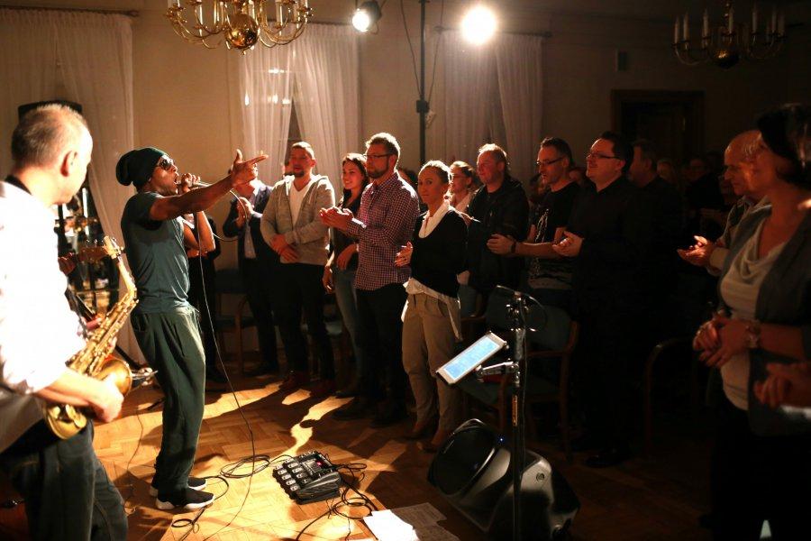 Muzyczne Zaduszki w Trzebini. Ale jazz!