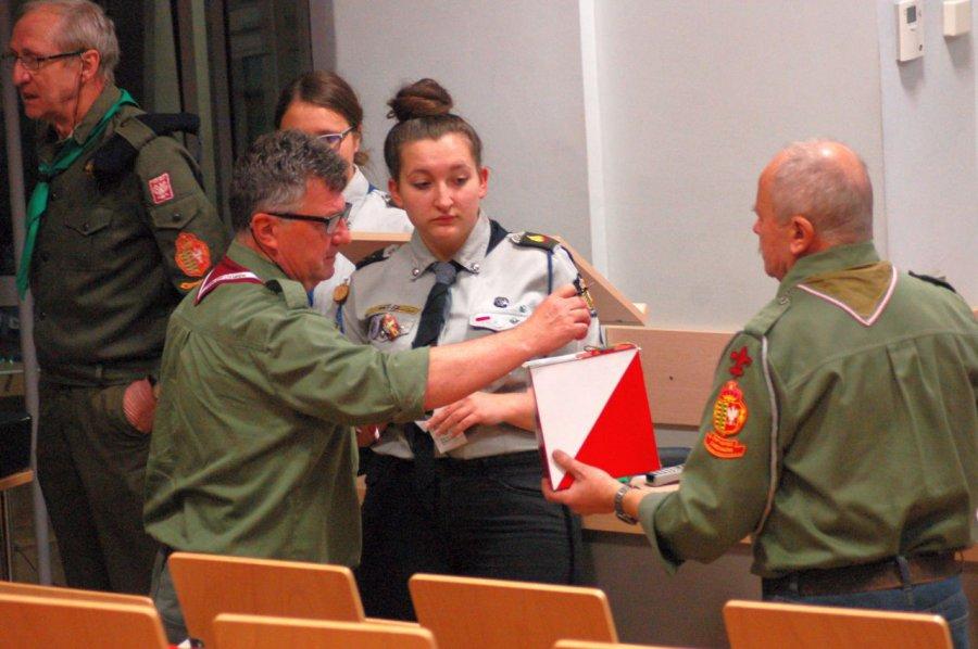 Harcerze z Hufca ZHP w Chrzanowie mają nowe władze