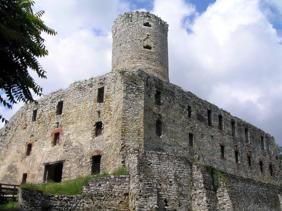 Uwaga! Zamek Lipowiec zamknięty dla turystów