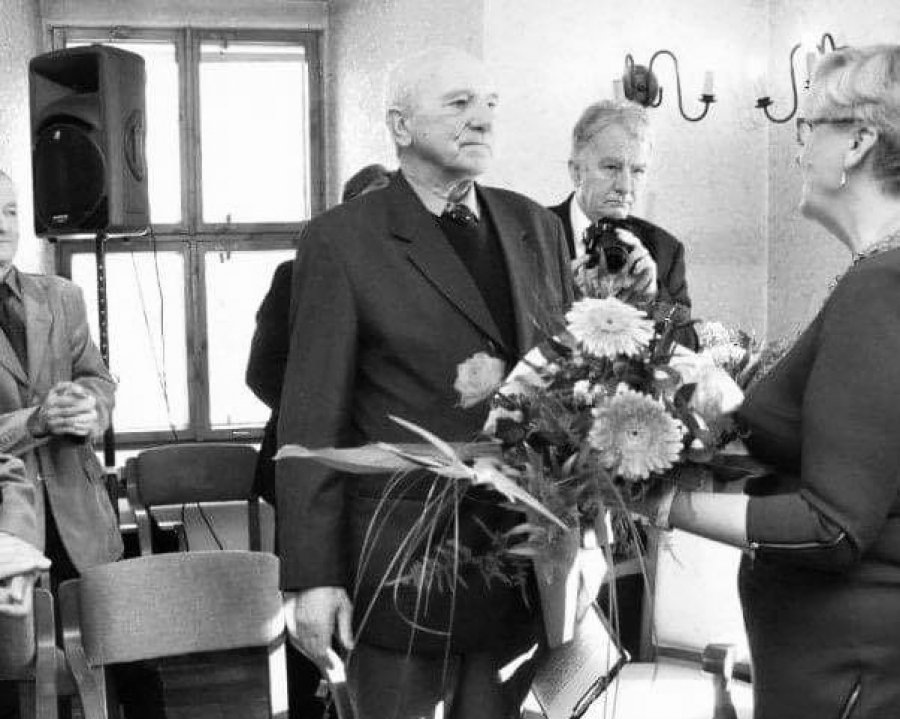 Odszedł Andrzej Kostka, Honorowy Obywatel Trzebini i pasjonat historii