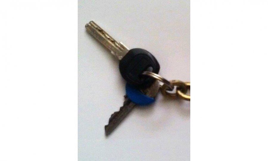 Kto zgubił klucze?