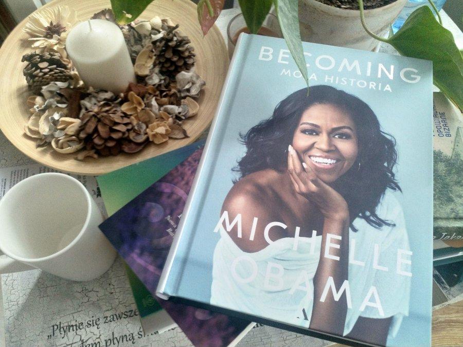 Becoming. Moja historia - lektura na weekend (AUDIOBOOK)