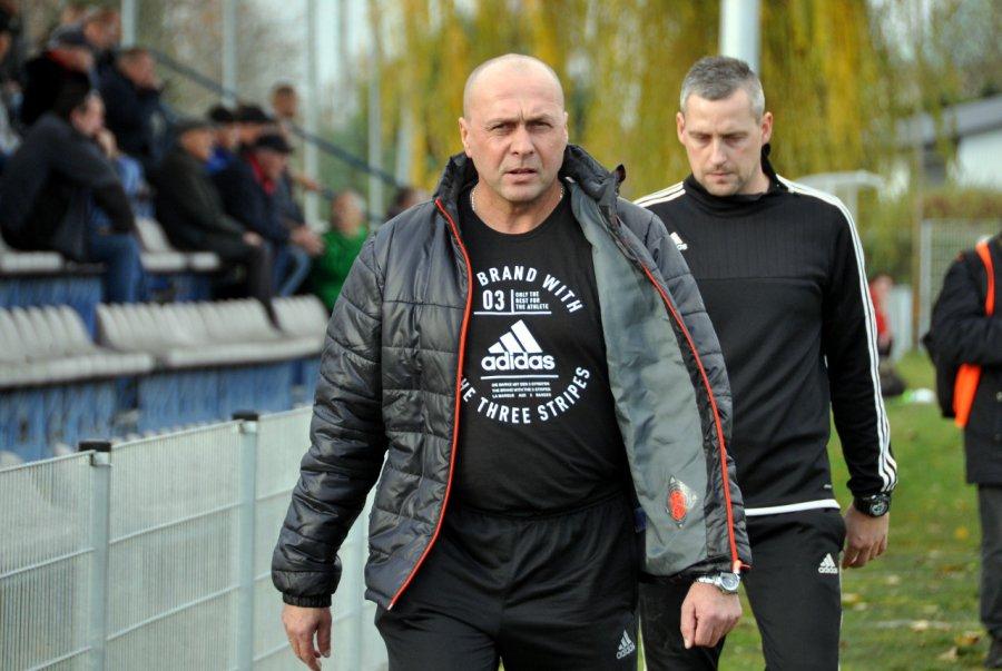 Co dalej z trenerem drużyny piłkarskiej z Trzebini? Jest stanowisko prezesa klubu