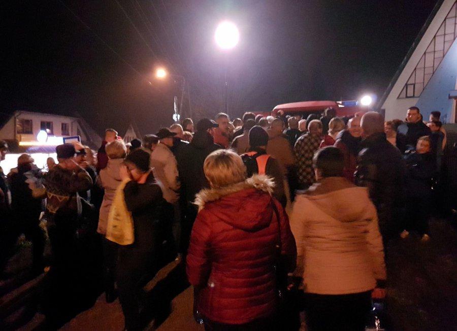 Sytuacja kryzysowa w Babicach. Ludzie przyszli po wodę, ale odeszli z kwitkiem