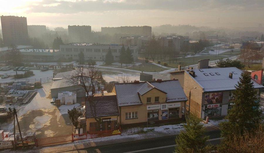 Spadł pierwszy śnieg. Lubicie takie klimaty?