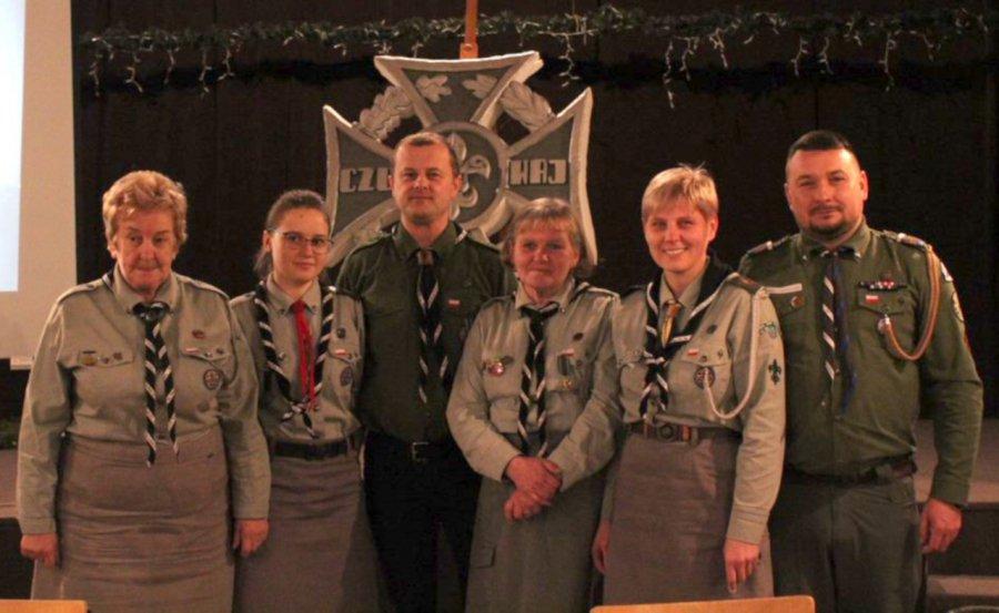 Harcerze z Trzebini mają nową komendantkę