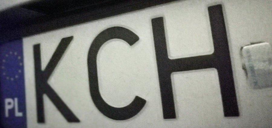 To rabusie na chrzanowskich rejestracjach ukradli puszkę z datkami na budowę hospicjum