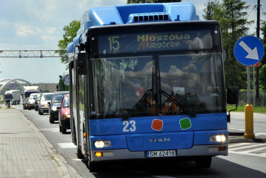 Uwaga pasażerowie. Zmienia się rozkład jazdy autobusów miejskich