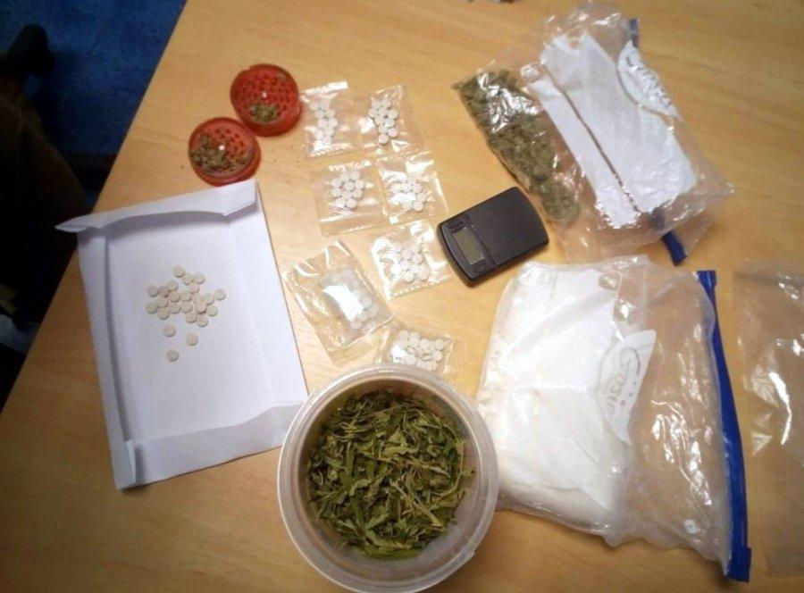 Policyjny pies wykrył narkotyki na swojej pierwszej akcji