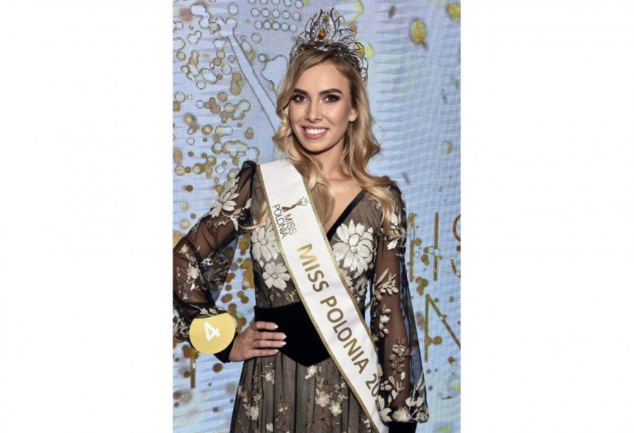Milena Sadowska w Top 40 konkursu Miss World 2019