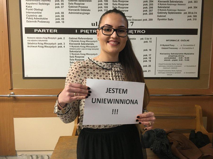 Działaczka STOP NOP kontra chrzanowski Sanepid. Dziś zapadł wyrok (WIDEO)