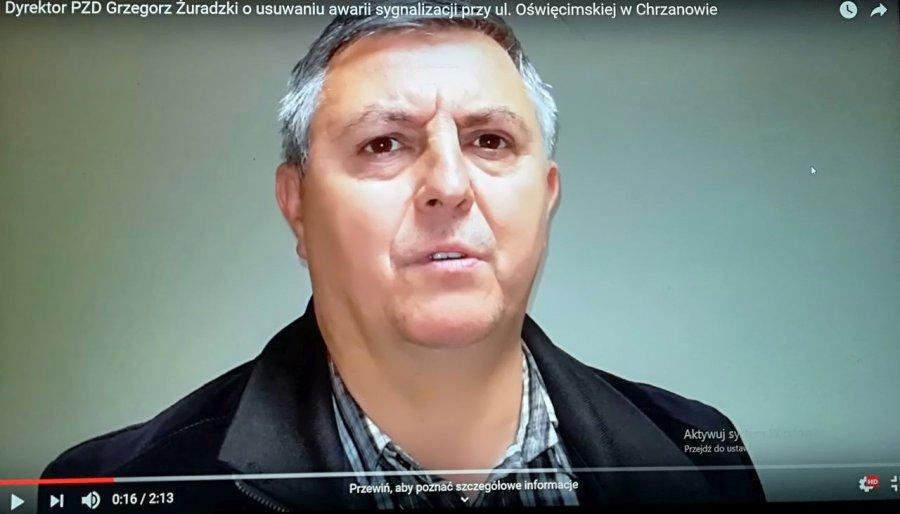 Jak długo potrwa awaria sygnalizacji na ulicy Oświęcimskiej? (WIDEO)