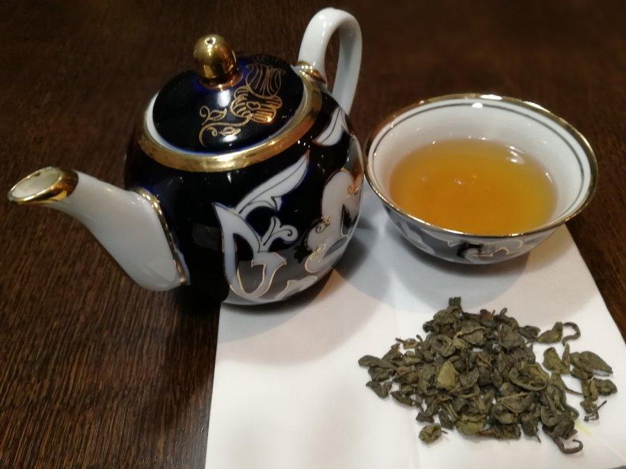 Sekrety zielonej herbaty