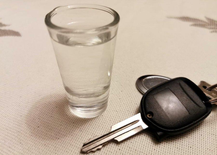 Policjant po służbie zatrzymał pijanego kierowcę