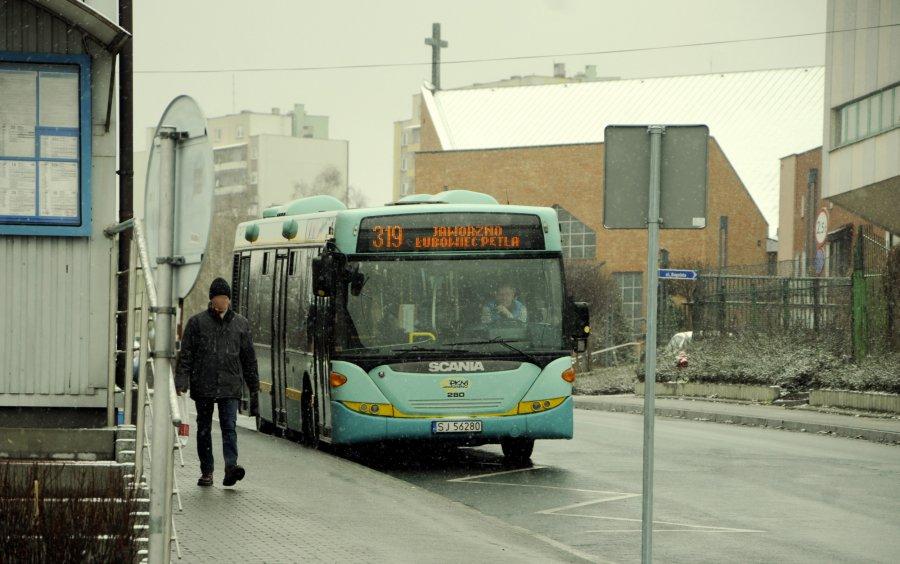 Jak pojadą w nowym roku autobusy z Chrzanowa do Katowic