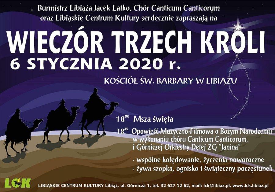 W Libiążu będzie żywa szopka, ognisko i poczęstunek