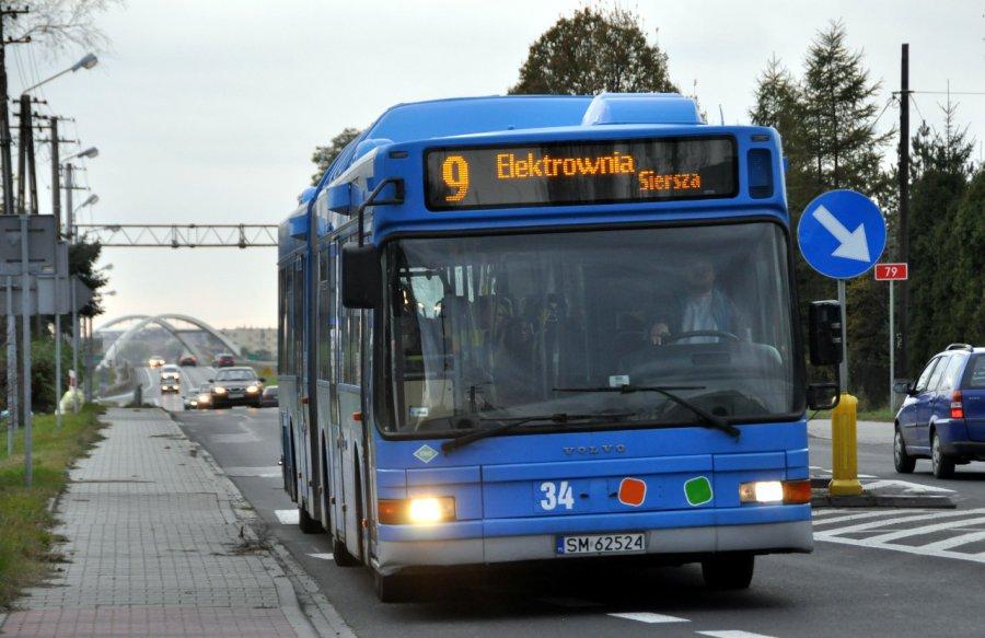 W tych dniach niektóre autobusy pojadą inaczej