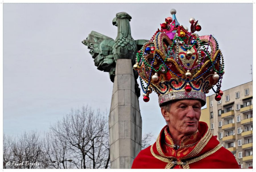 Królewskie święto w Chrzanowie w obiektywie Pawła Trzaski (ZDJĘCIA)
