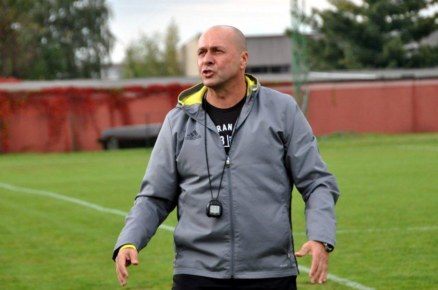 Były trener MKS Trzebinia poprowadzi drużynę ligowego rywala