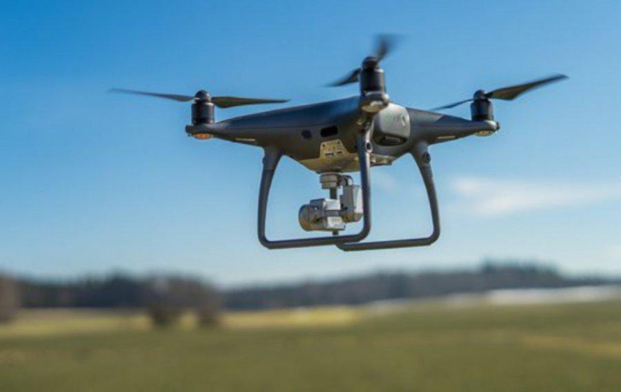 Tu też będzie latać dron