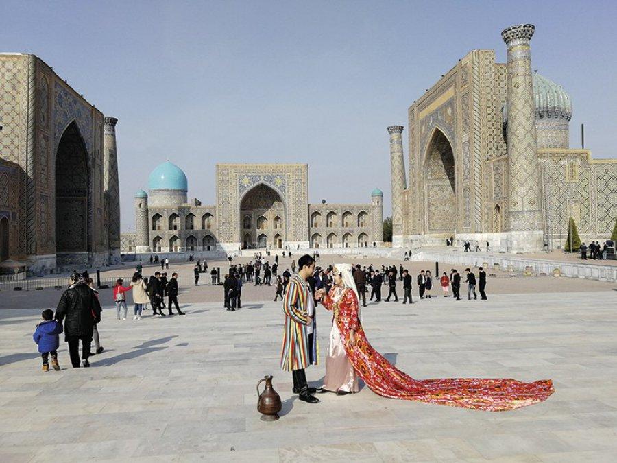 Uzbekistan. Turystyczne marzenie i kraj roku 2019