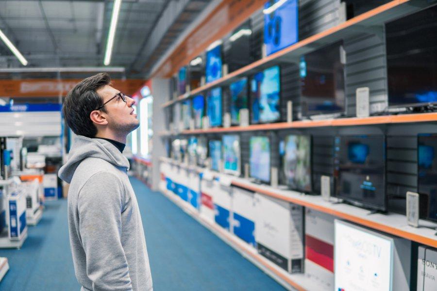 4 wskazówki przydatne przy zakupie telewizora