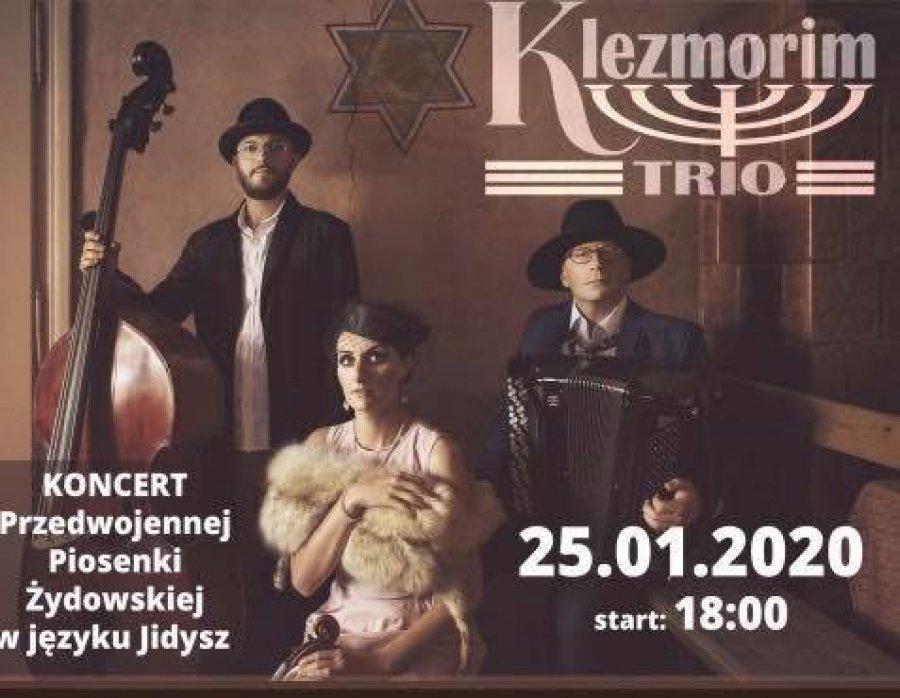 Posłuchajcie przedwojennej muzyki żydowskiej! Dziś w Starej Kotłowni