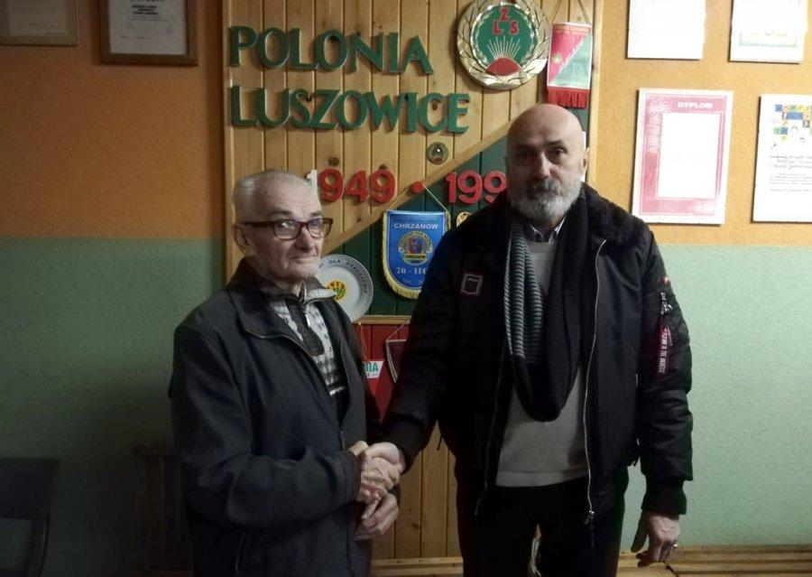 Po 60 latach Tadeusz Głowacz przestał być prezesem