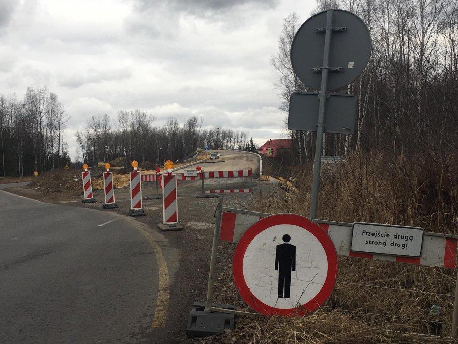 Budowa wiaduktu potrwa aż do wakacji