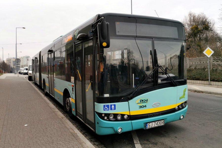 Uwaga pasażerowie. Autobusy pojadą inną trasą