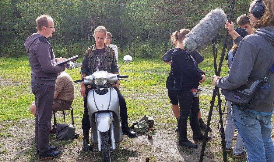 Film reżysera z Trzebini zbiera już pozytywne recenzje