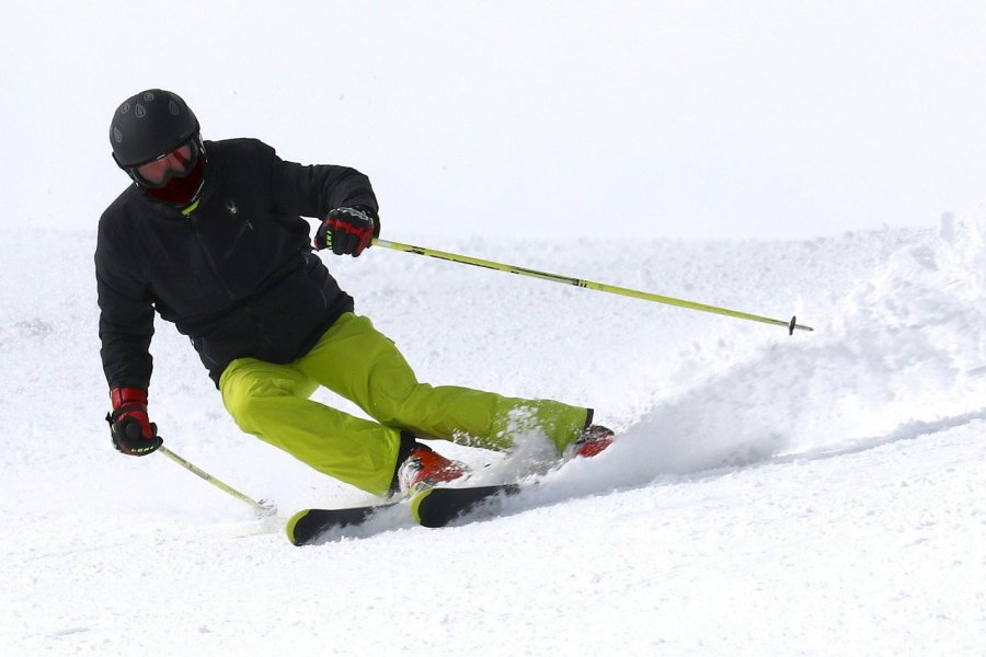 Zapisz się na zawody narciarskie o mistrzostwo powiatu