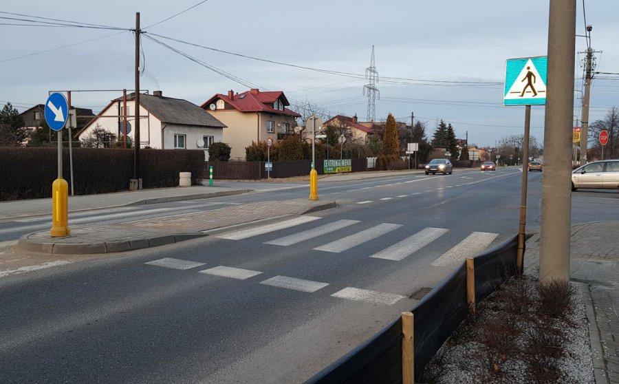 Te przejścia dla pieszych będą bezpieczniejsze