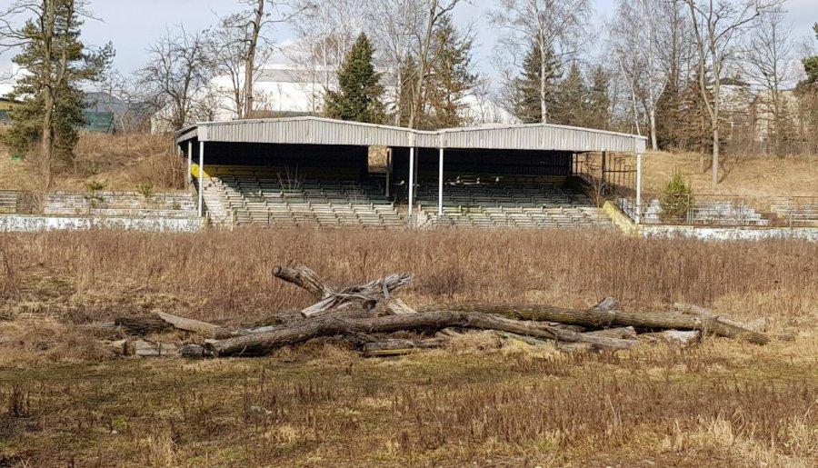 Tak wygląda stadion Fabloku (ZDJĘCIA)