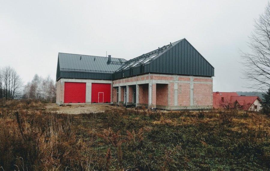 Brakuje 400 tysięcy złotych na budynek wiejski w Pogorzycach