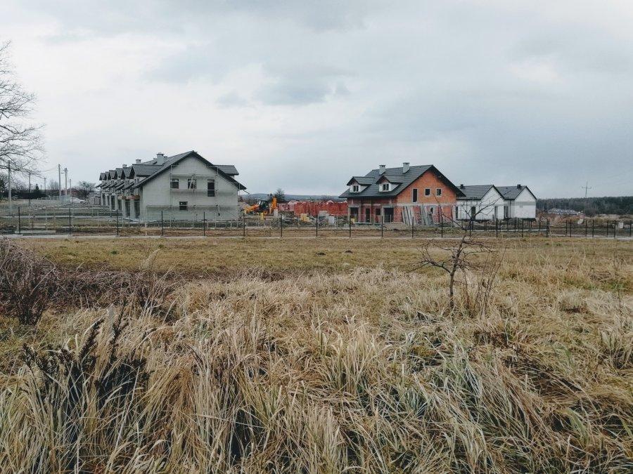 Powstaje nowe osiedle w gminie Trzebinia