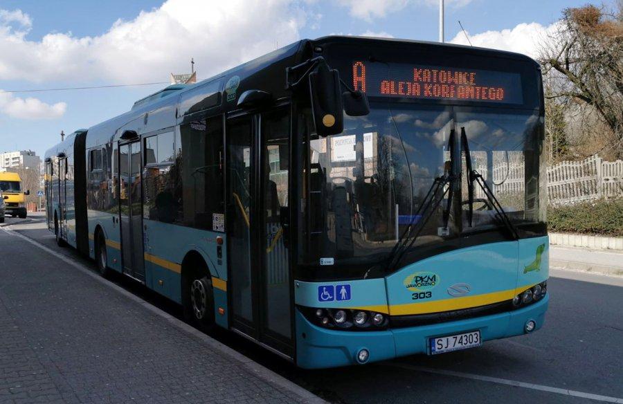 Będzie mniej kursów autobusów PKM Jaworzno