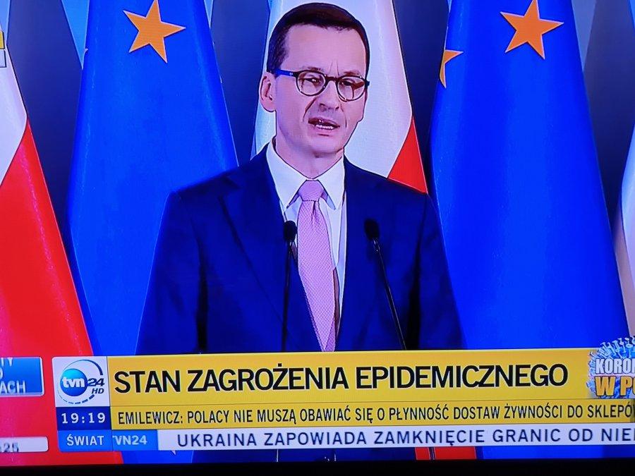 Stan zagrożenia epidemicznego w Polsce. Na czym polega ta sytuacja?
