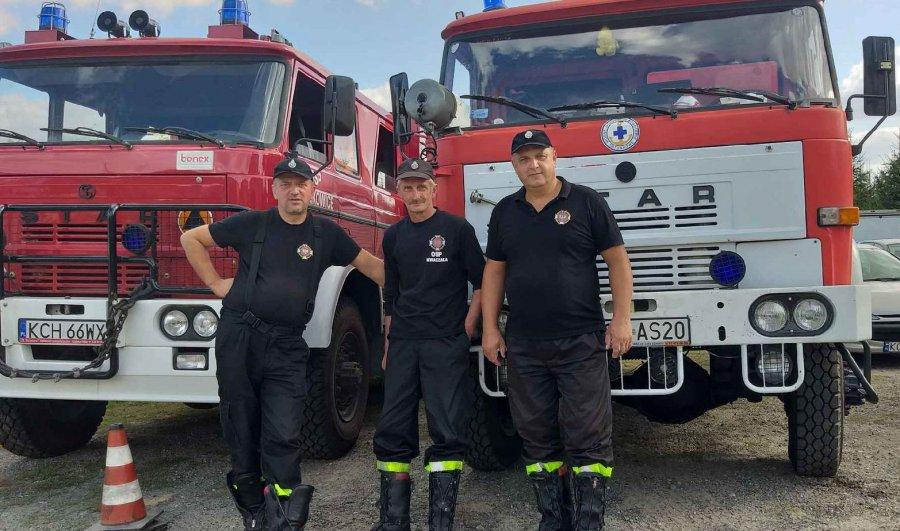 Akcja strażaków z Kwaczały. Zrobią zakupy osobom nie mogącym wychodzić z domu