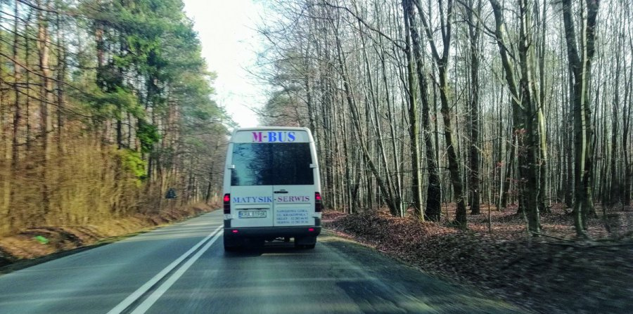 Busy jeżdżą z Trzebini do Alwerni jak w wakacje