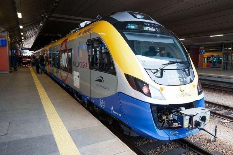 Zmiany w rozkładach jazdy pociągów