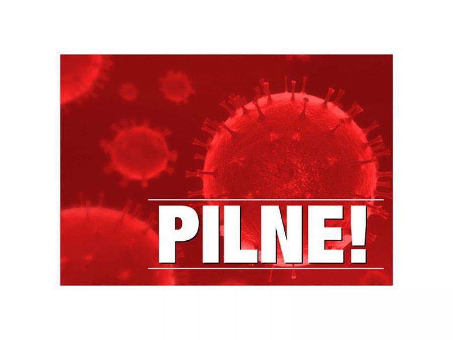 Trzynaście osób w województwie zarażonych koronawirusem
