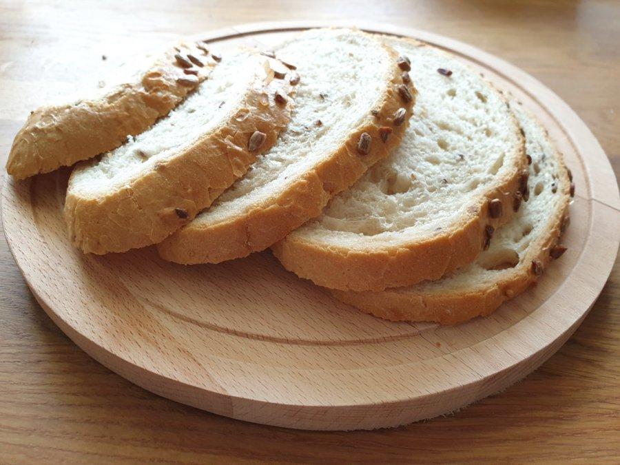 Spróbujcie chleba bez drożdży