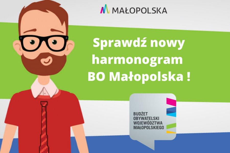 Liczyłeś na złożenie projektu do tegorocznego budżetu obywatelskiego Małopolski? Nic straconego.