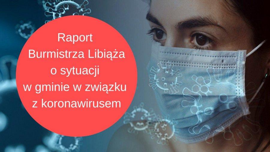 Burmistrz Libiąża na Facebooku: Kolejne starcie z koronawirusem