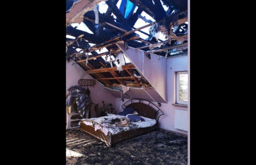 Pomóżmy odbudować spalony dom